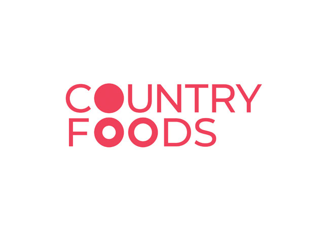 2008 Country Foods Logo